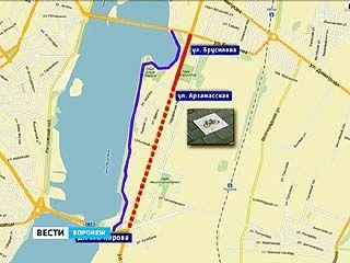 На Ленинском проспекте появятся первые велодорожки