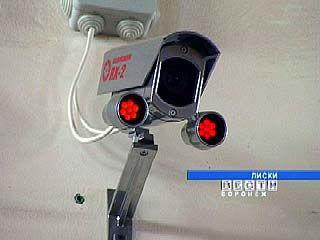 На Лискинском рынке установлено 50 видеокамер наружного наблюдения