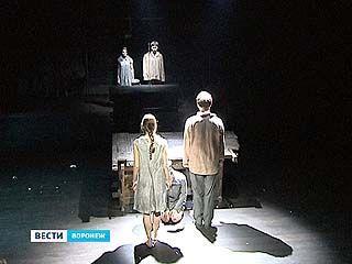 """На малой сцене нового драмтеатра состоялась премьера спектакля """"Река Потудань"""""""