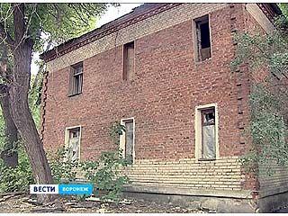 На месте аварийных домов в центре Воронежа появятся кварталы новостроек