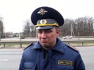 На Московском проспекте дежурил необычный гаишник