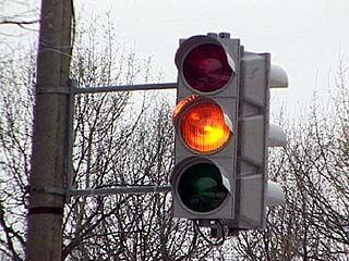 На Московском проспекте из-за сломанного светофора образовалась пробка