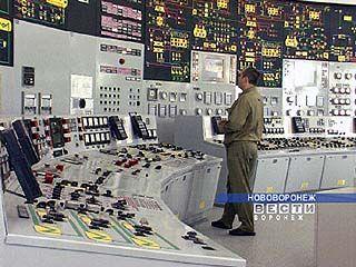 На Нововоронежской АЭС планируется остановка энергоблока ╧5