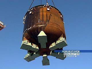 """На НВАЭС-2 установили """"ловушку расплава"""""""