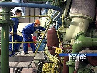 На НВАЭС остановлен турбогенератор