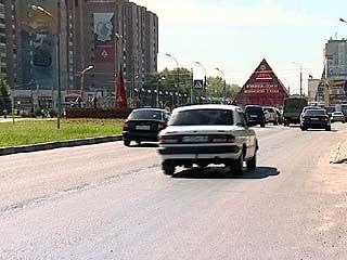 На обновленном Московском проспекте уже проступают следы деформации