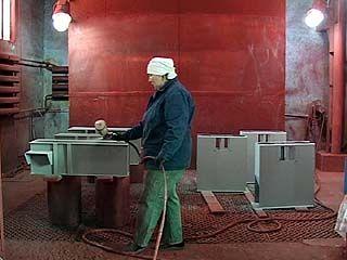 На одном из воронежских заводов открыли линию лакокрасочных покрытий