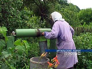 На окраине Эртильского района поселилось несколько монахов