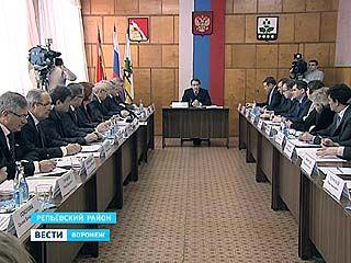 На поддержку 6 депрессивных районов региона выделено 500 миллионов рублей