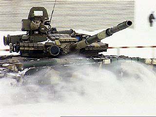 На полигоне 20-й армии прошли широкомасштабные учения