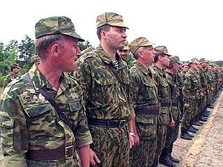 На полигоне 20-й армии завершились сборы офицеров-резервистов