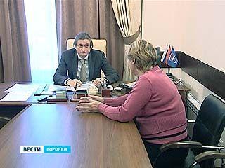 На приём к депутату Госдумы Сергею Чижову воронежцы приходили с инициативами