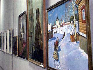 На Пушкинской открылась выставка