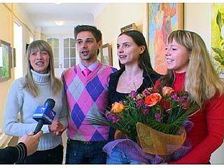 """На """"Радио России"""" снова звучали голоса финалистов конкурса """"Славные песни"""""""