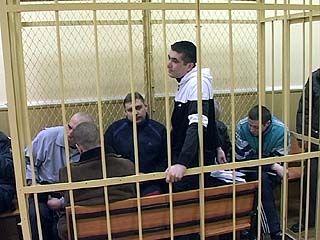 На скамью подсудимых Областного суда попали 7 человек