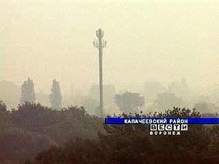 На смену пожарам в Воронежскую область пришел смог