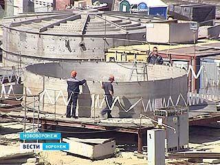 На строительной площадке НВАЭС-2 возникла нехватка кадров