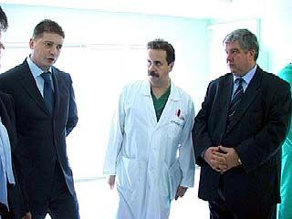 На строительство объектов здравоохранения область получит 750 млн руб.