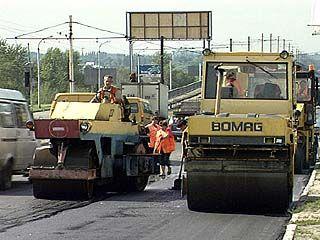 На строительство воронежских дорог выделено два миллиарда рублей
