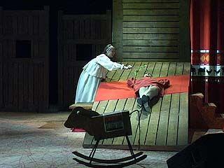 """На сцене ТЮЗа состоится премьера постановки """"Не шуми ты, рожь"""""""