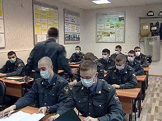 На территории Воронежской области циркулирует вирус гриппа АH1N1