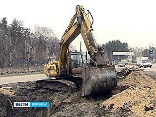 На улице Антонова-Овсеенко возобновлены ремонтные работы