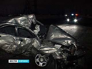 На улице Ильюшина произошла страшная авария