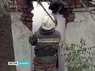 На улице Щербакова в районе за Цирком загорелся частный дом