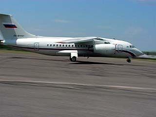 На ВАСО к презентационному вылету готовят самолет АН-148