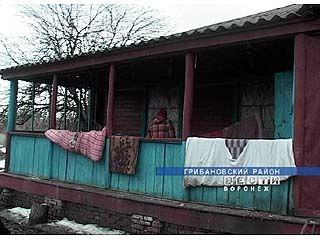 На весь Грибановский район существует один интернат для престарелых