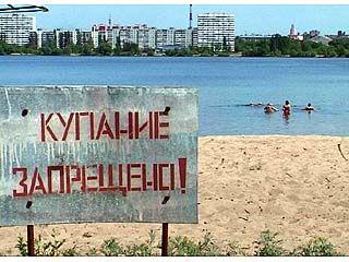 На водоемах Воронежской области за неделю утонули 14 человек