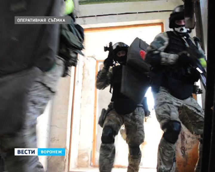 На Водоканале спецслужбы учились освобождать режимный объект