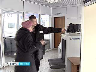 """На вокзале """"Воронеж1"""" багаж теперь проверяют по-новому"""