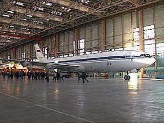 На Воронежском авиазаводе большую часть коллектива составляют женщины