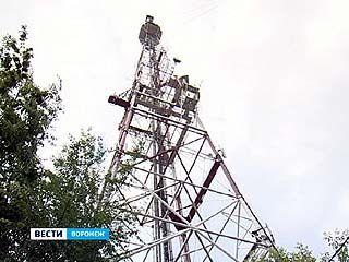 На Воронежском ОРТПЦ проводят ремонт