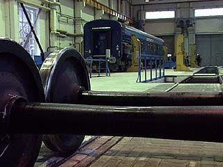 На ЮВЖД открыли цех единой технической разведки пассажирских вагонов