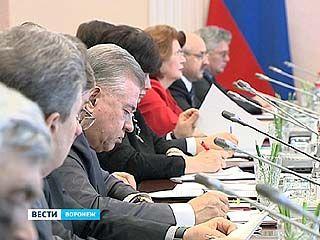 На заседании правительства области обсудили квартирный вопрос