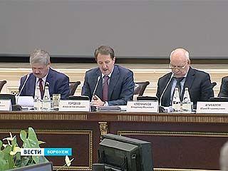 На заседании Совета Федерации обсудили инвестиционную привлекательность Воронежского региона