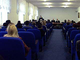 Начала работу учредительная конференция судебно-медицинской ассоциации ЦФО