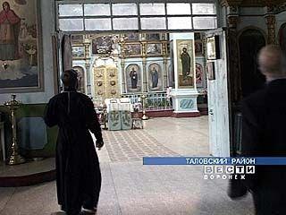 Началась реставрация храма 18 века