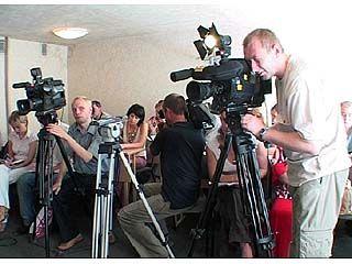Начальник ГУВД Олег Хотин встретится с журналистами