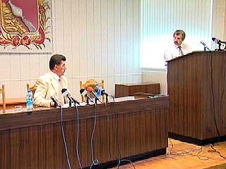 Начальник Управления образования Воронежа отчитался о проделанной работе