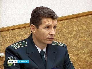 Начальник Воронежской таможни Вячеслав Романовский встретился с журналистами