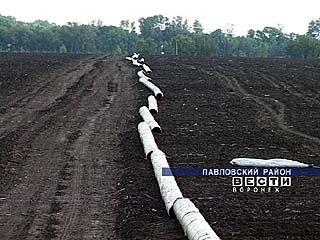 Началось строительство крупного газопровода