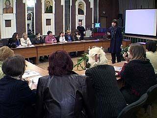"""Начался финальный этап конкурса """"Учитель года 2006"""""""
