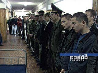 Начинается осенний призыв в Вооруженные силы