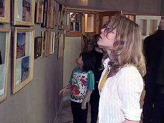 Начнет работу выставка картин