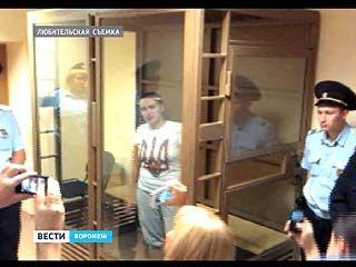 Надежда Савченко отказывается от психиатрической экспертизы
