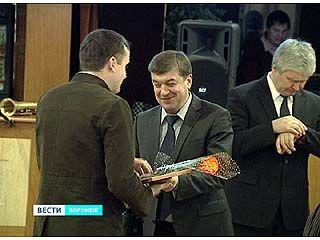 Наградили победителей городского конкурса в области журналистки