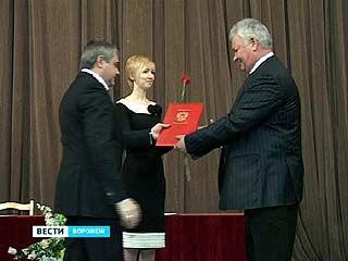 Накануне Дня защитника Отечества Воронежские газовики получили награды
